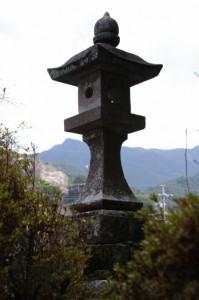 大一常夜燈(瀬木集会所)