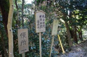 白山比咩神社(白山町川口)