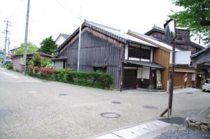 地蔵院門前の町並み(19)