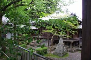 地蔵院(18)の愛染堂
