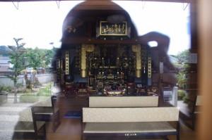 福蔵寺の本堂