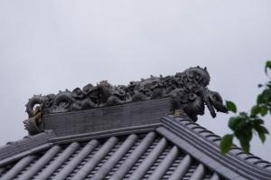 福蔵寺の観音堂