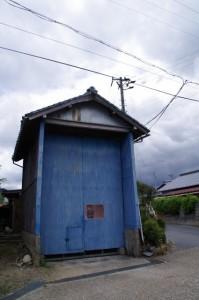 中町四番町山車庫