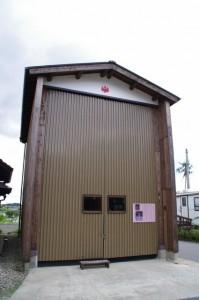 木崎町山車庫