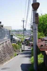 中町山ノ上(国道308号線)