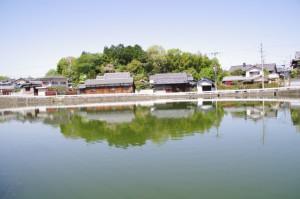 4644ポイントの池(近鉄てくてく伊本-3まっぷ)