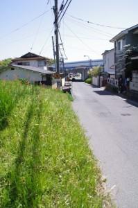 4644ポイント付近(近鉄てくてく伊本-3まっぷ)
