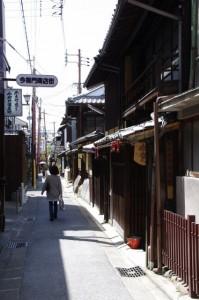 奈良町通り 今御門商店街
