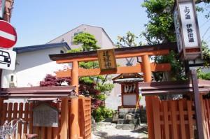 猿田彦神社(道祖神)
