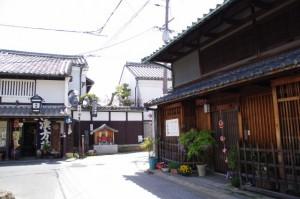 漢方薬 菊岡付近(奈良町)