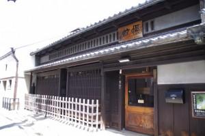 吉田蚊帳株式会社(奈良町)