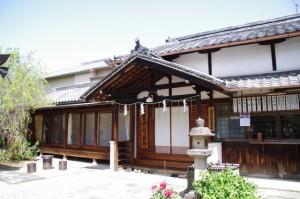 社務所(御霊神社)