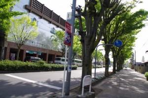 9892ポイントの交差点(近鉄てくてく伊本-4まっぷ)