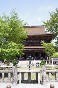 蔵王堂(金峯山寺)