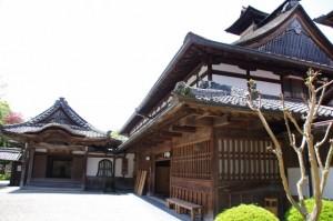 御泊所(竹林院)