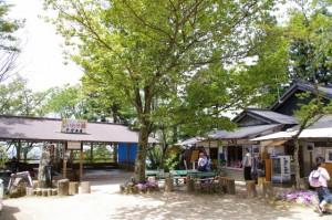 子守茶屋(花矢倉展望台)