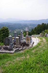 花矢倉から如意輪寺へ