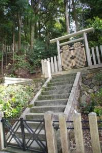 世泰親王墓