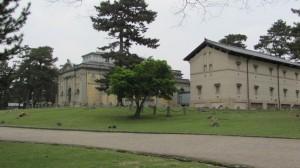 国立博物館付近