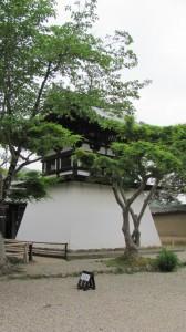 鐘楼(新薬師寺)
