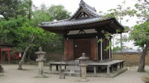 地蔵堂(新薬師寺)