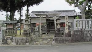 宅春日神社