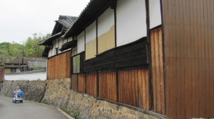 嶋田神社から前池へ