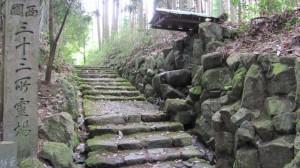 山の辺の道(円照寺前から竜王池へ)