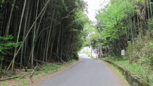 1127ポイント付近(近鉄てくてく奈良-8まっぷ)