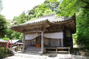 本堂(金剛座寺)