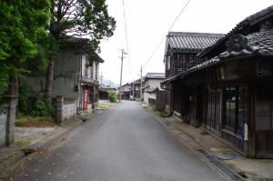 宿場跡(花岡神社付近)