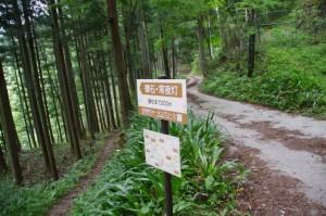 珍布峠ウォーキングコース・マップ (7)