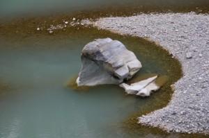 礫石(つぶていし)