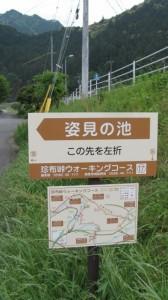 珍布峠ウォーキングコース・マップ (17)