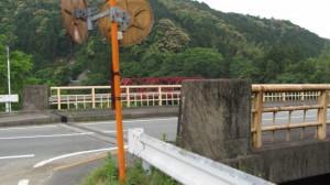 珍布峠ウォーキングコース・マップ (29)付近
