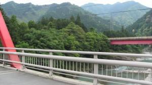 野々口橋から望む新野々口橋