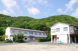 国民宿舎伊勢志摩ロッジ(?)