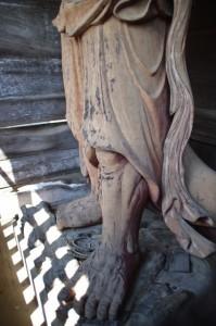 仁王像(丹生大師 神宮寺)