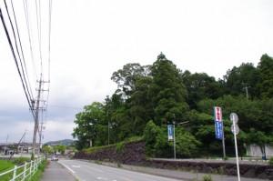 宮本神社付近