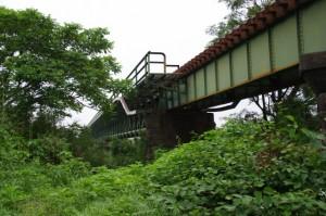 JR東海 参宮線 宮川架道橋