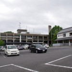 伊賀市役所 市庁舎駐車場