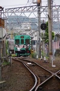 上野市駅(伊賀鉄道)