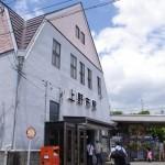 伊賀鉄道 上野市駅