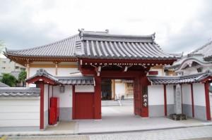 妙典寺(伊賀市上野寺町)