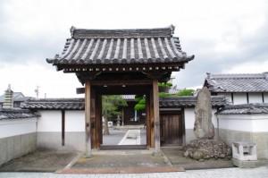 善福院(伊賀市上野寺町)