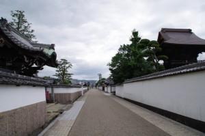 寺町通り(伊賀上野)