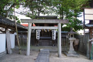 松尾神社(菅原神社)