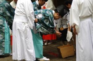 天王祭典(河邊七種神社)