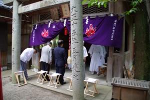 天王祭典(吉家稲荷神社)