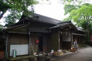 社務所(河邊七種神社)